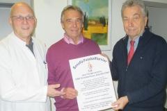 Dr. Frank Hostmann, Hans-Jürgen Lenski, Dr. Alfred Beth