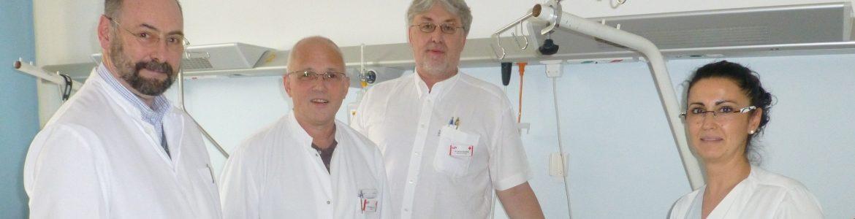 Team Chirurgie/Orthopädie