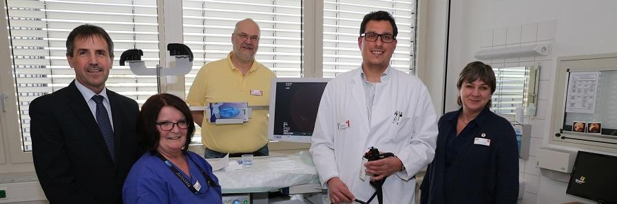 Chefarzt Dirk Werner