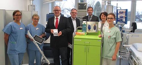 Förderverein des DRK Krankenhauses Altenkirchen unterstützt Klinik